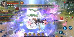 Giang Hồ Chi Mộng – Tuyệt Thế Võ Lâm chật kín người chơi trong ngày đầu ra mắt