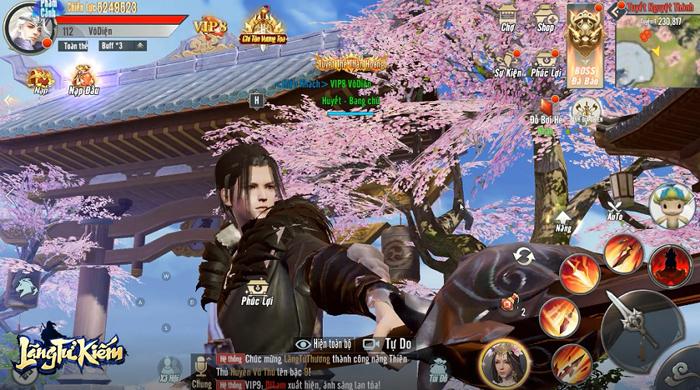 Tặng giftcode game Lãng Tử Kiếm 3D Mobile 0