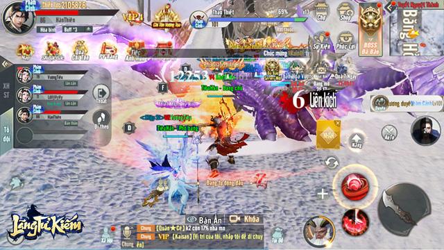Lãng Tử Kiếm 3D Mobile đưa ra 4 lý do khiến bạn phải nhảy ngay vào cày! 1