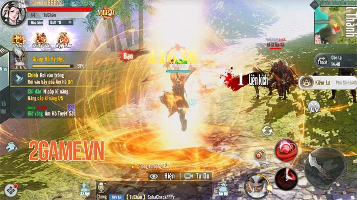 4 tựa game online mới ra mắt ngay sau dịp tết Nguyên đán 2020 2