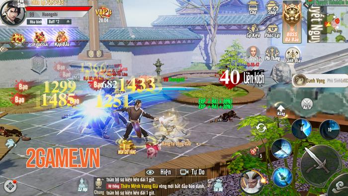 Lãng Tử Kiếm Mobile định ngày ra mắt tại Việt Nam 4