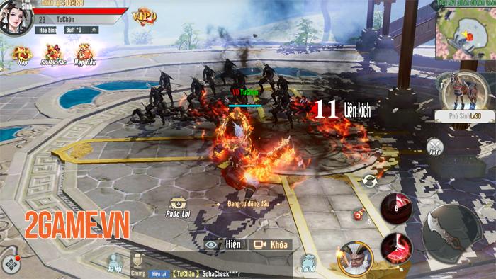 Lãng Tử Kiếm Mobile định ngày ra mắt tại Việt Nam 5