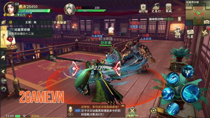 Ngự Kiếm Mobile - Game nhập vai 7 phái cập bến Việt Nam 2
