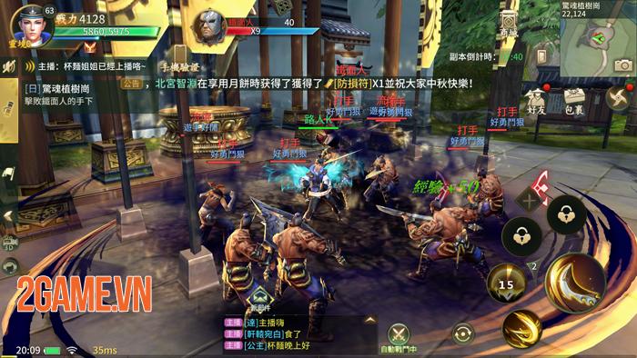 Thêm 8 game online mới tiếp tục đổ về Việt Nam trong tháng 2 0