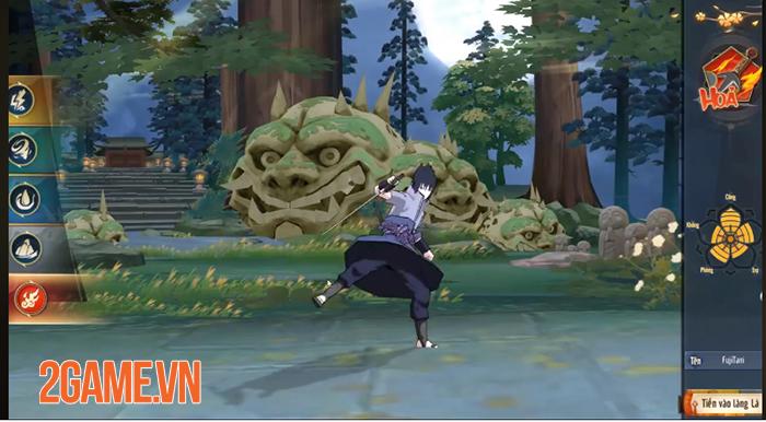 Nhẫn Giả Vô Song 3D - MMORPG chủ đề Naruto cập bến Việt Nam 0