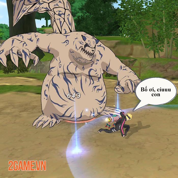 Nhẫn Giả Vô Song 3D - MMORPG chủ đề Naruto cập bến Việt Nam 2
