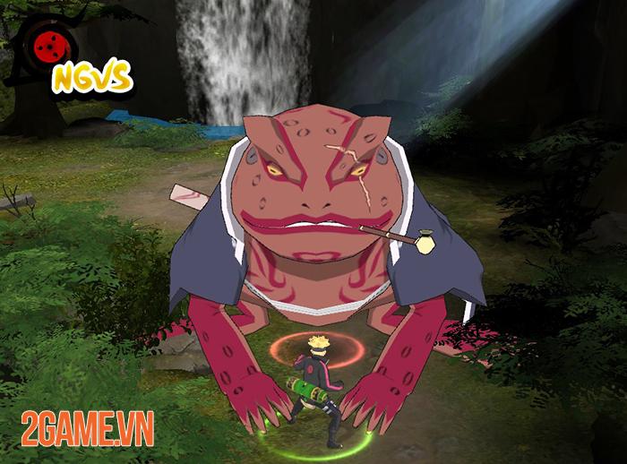 Nhẫn Giả Vô Song 3D - MMORPG chủ đề Naruto cập bến Việt Nam 3