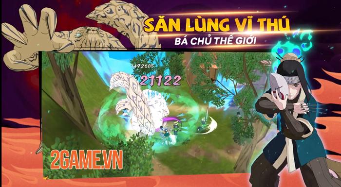 Nhẫn Giả Vô Song 3D ra mắt trước bản PC 3