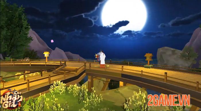 Nhẫn Giả Vô Song 3D ra mắt trước bản PC 2