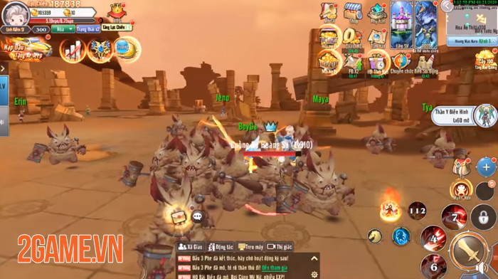 VTC Mobile sắp ra mắt game nhập vai Pháp Thuật 3D Mobile 2