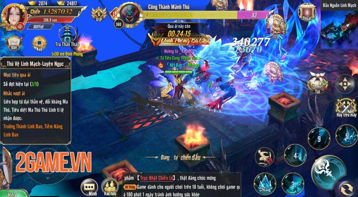 Thêm 14 game mobile mới cập bến làng game Việt dịp tháng 4 9