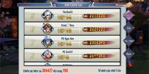 Game Tam Anh Chiến Mobile thu hút hàng loạt tay chơi đại gia
