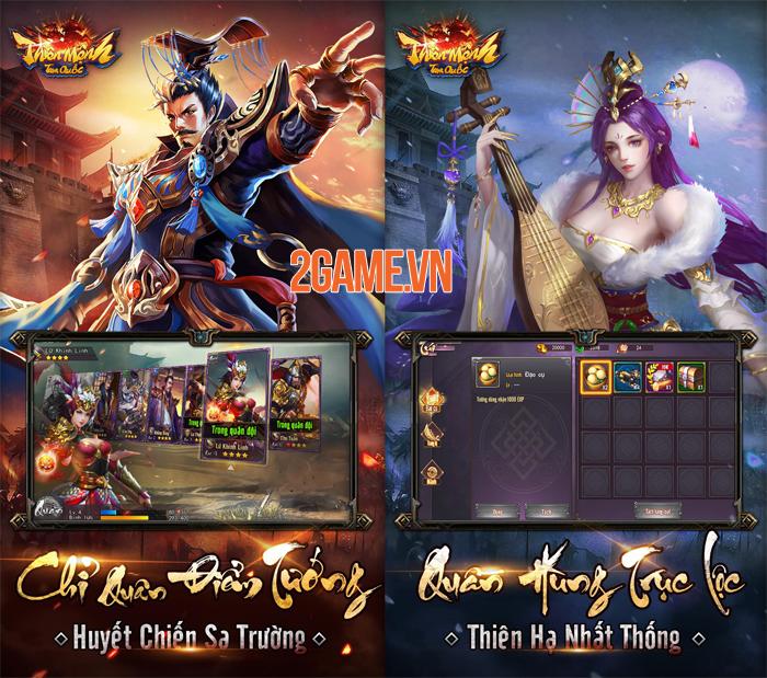 Thiên Mệnh Tam Quốc Mobile cập bến Việt Nam 3