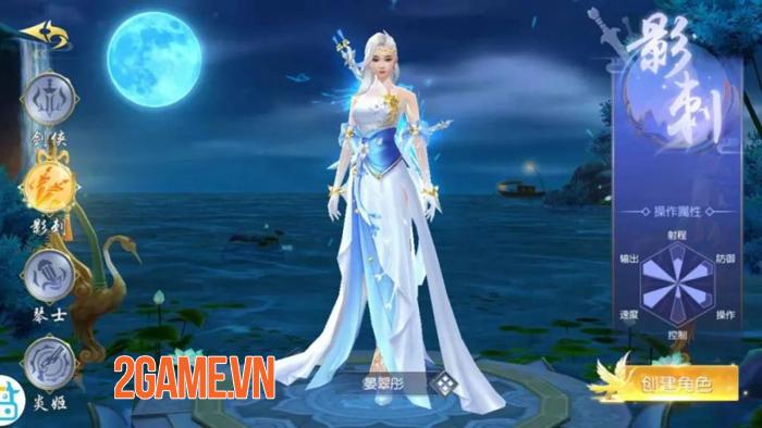 Game tiên hiệp tình duyên Tình Thiên Hạ Mobile cập bến Việt Nam 1