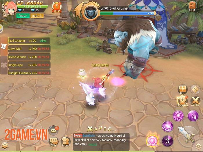 Astral Fable - Game nhập vai phong cách anime đáng yêu với gameplay thú vị 4