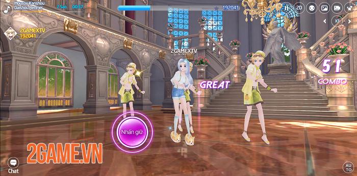 Đâu chỉ là game, Au Mix tựa như một thế giới hoàn hảo trong mơ! 5