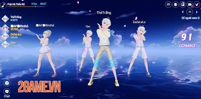 Cảm nhận Au Mix: Thiên đường game vũ đạo là đây chứ đâu! 3