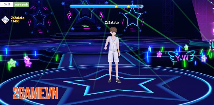 Cảm nhận Au Mix: Thiên đường game vũ đạo là đây chứ đâu! 5