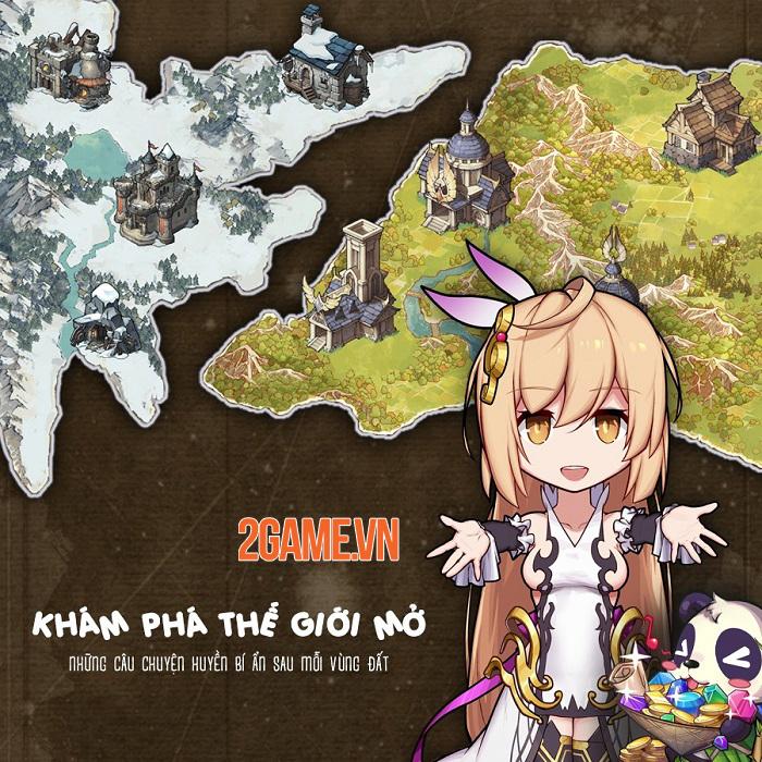 Game mobile Aura Fantasy sở hữu nhiều điểm đặc sắc khó thể bỏ qua 1