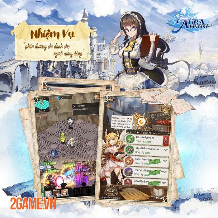Aura Fantasy VNG thông báo ngày phát hành chính thức 2
