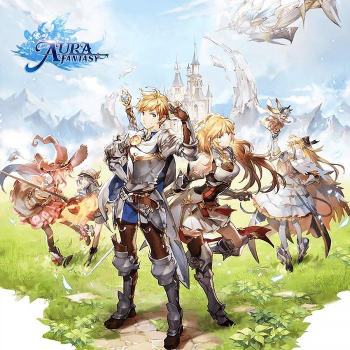 Aura Fantasy VNG thông báo ngày phát hành chính thức 0