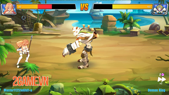 Game chiến đấu tay đôi Auto Arena ra mắt gói ngôn ngữ tiếng Việt 1