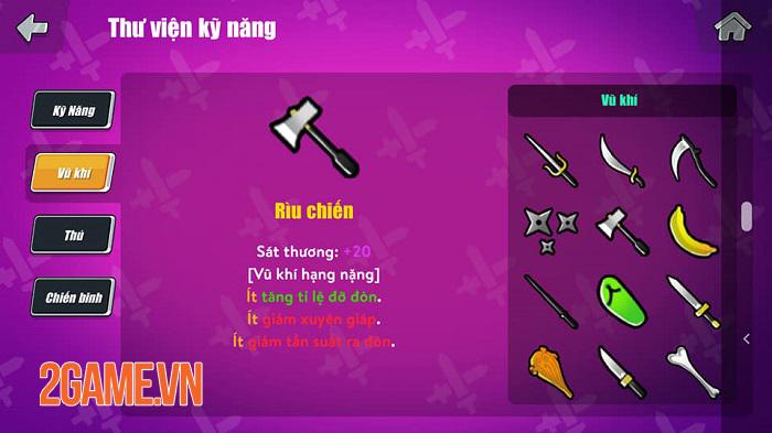 Game chiến đấu tay đôi Auto Arena ra mắt gói ngôn ngữ tiếng Việt 5