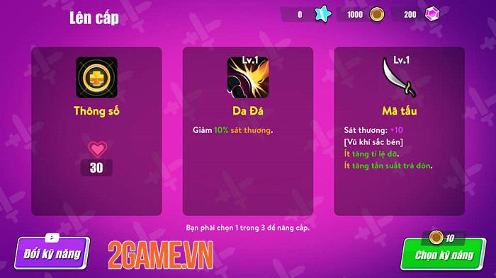 Game chiến đấu tay đôi Auto Arena ra mắt gói ngôn ngữ tiếng Việt 6