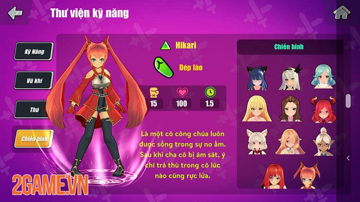 Game chiến đấu tay đôi Auto Arena ra mắt gói ngôn ngữ tiếng Việt 7