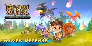 Game chiến thuật thủ tháp Beast Quest Ultimate Heroes hoàn toàn khác nguyên bản