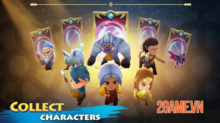 Game chiến thuật thủ tháp Beast Quest Ultimate Heroes hoàn toàn khác nguyên bản 0