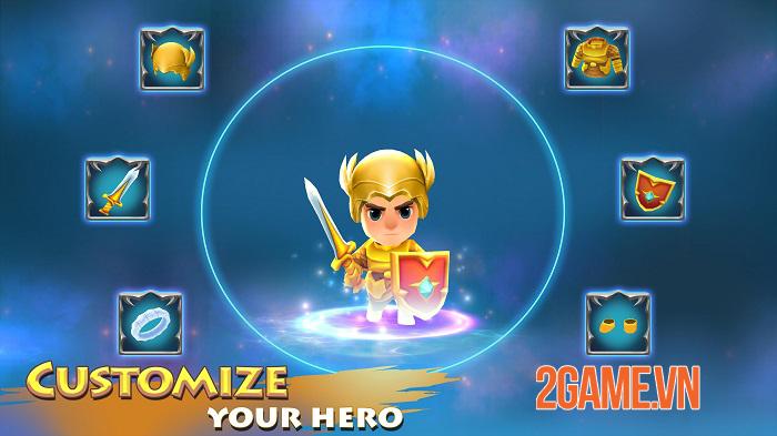 Game chiến thuật thủ tháp Beast Quest Ultimate Heroes hoàn toàn khác nguyên bản 1
