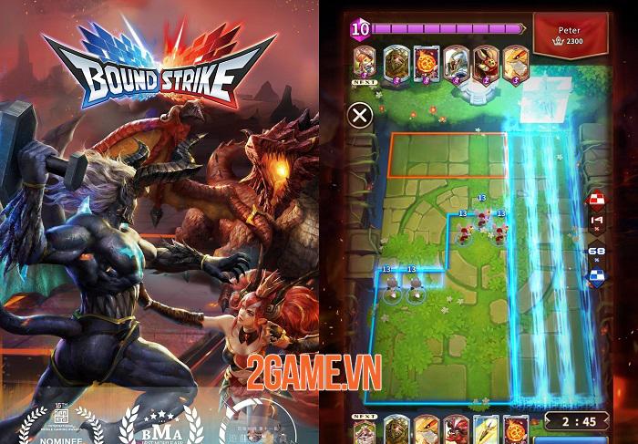 Bound Strike - Game chiến thuật chiếm đất độc đáo đồng bộ hoá trải nghiệm AR 0