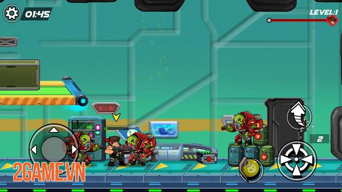 Brother Squad - Game bắn súng màn hình ngang đậm chất giải trí 1