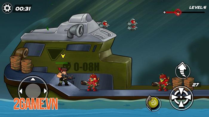 Brother Squad - Game bắn súng màn hình ngang đậm chất giải trí 2