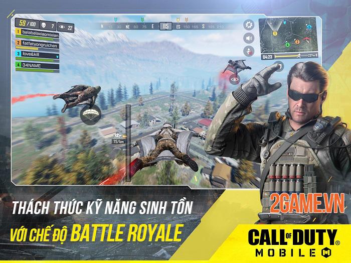 Call of Duty thu hút game thủ bởi những chế độ bắn hấp dẫn nhất 2