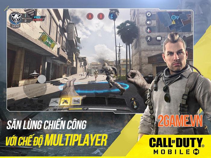 Call of Duty thu hút game thủ bởi những chế độ bắn hấp dẫn nhất 1