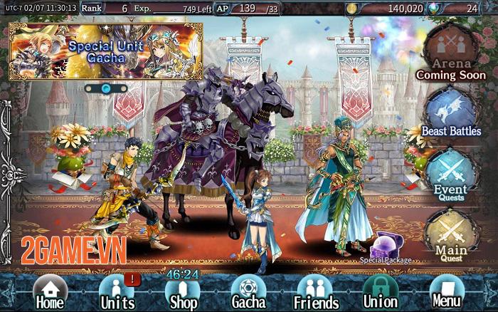 Crytract - Game nhập vai Live 2D có hơn 12 triệu lượt tải 0