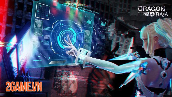 Dragon Raja bản tiếng Anh công bố thời gian mở cửa 0