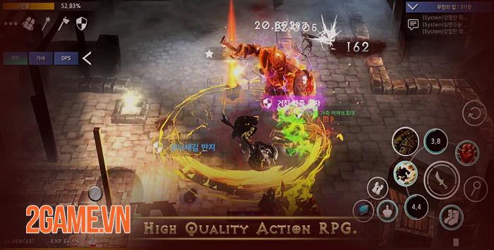 Dungeon and Evil - Game ARPG 3D có phong cách hơi hướng Diablo 0