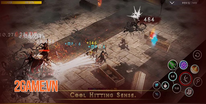 Dungeon and Evil - Game ARPG 3D có phong cách hơi hướng Diablo 1