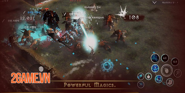 Dungeon and Evil - Game ARPG 3D có phong cách hơi hướng Diablo 5