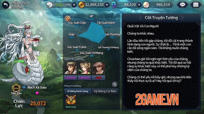 Game đấu thẻ tướng Final Blade được VTC Game phát hành tại Việt Nam 2