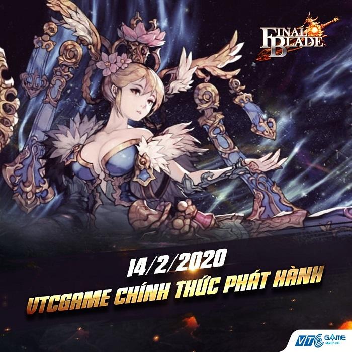 Game đấu thẻ tướng Final Blade được VTC Game phát hành tại Việt Nam 0