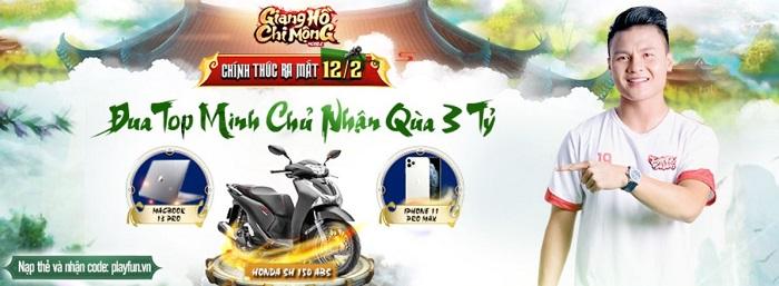 Giang Hồ Chi Mộng thả thính những phần quà chế tác độc quyền phong cách Kim Dung 1