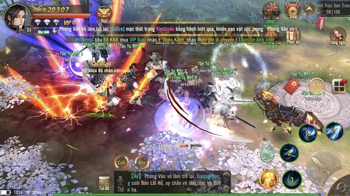 Niềm vui trải nghiệm Giang Hồ Chi Mộng - Tuyệt Thế Võ Lâm đến từ chất kiếm hiệp thuần túy 1