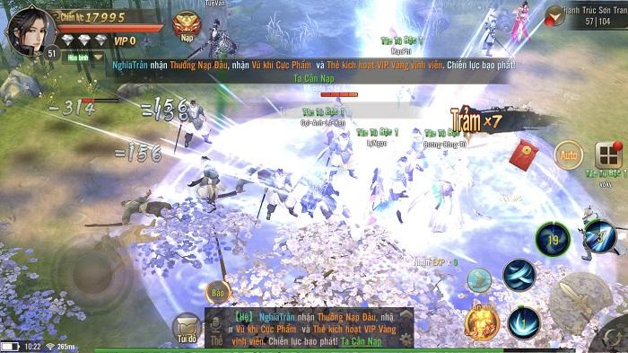 Niềm vui trải nghiệm Giang Hồ Chi Mộng - Tuyệt Thế Võ Lâm đến từ chất kiếm hiệp thuần túy 2