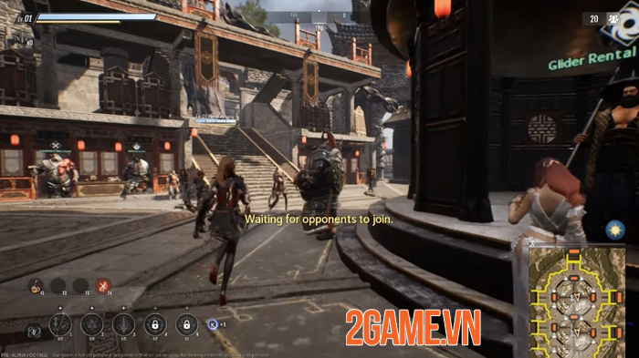 Hunter's Arena: Legends mang đến một đấu trường Battle Royale hấp dẫn 0