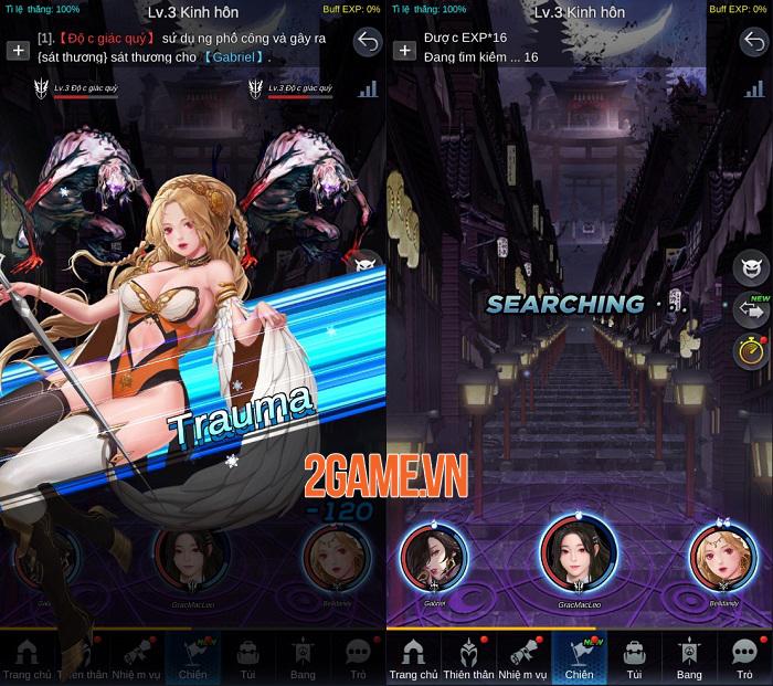 Game uỷ thác có cốt truyện lạ Idle Angels cập nhật gói ngôn ngữ tiếng Việt 4