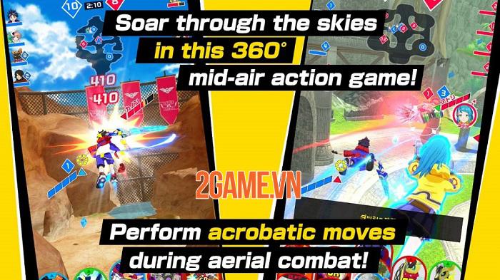 Game hành động không chiến ba chiều Kick Flight ra mắt phiên bản toàn cầu 3